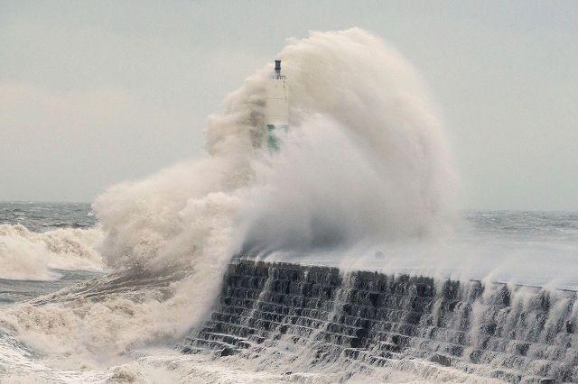 Nuova tempesta invernale denominata Eleanor (Ap)