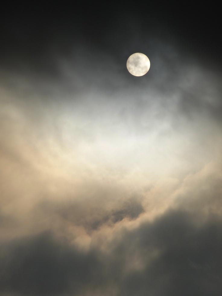 Soleil et nuages, 2012