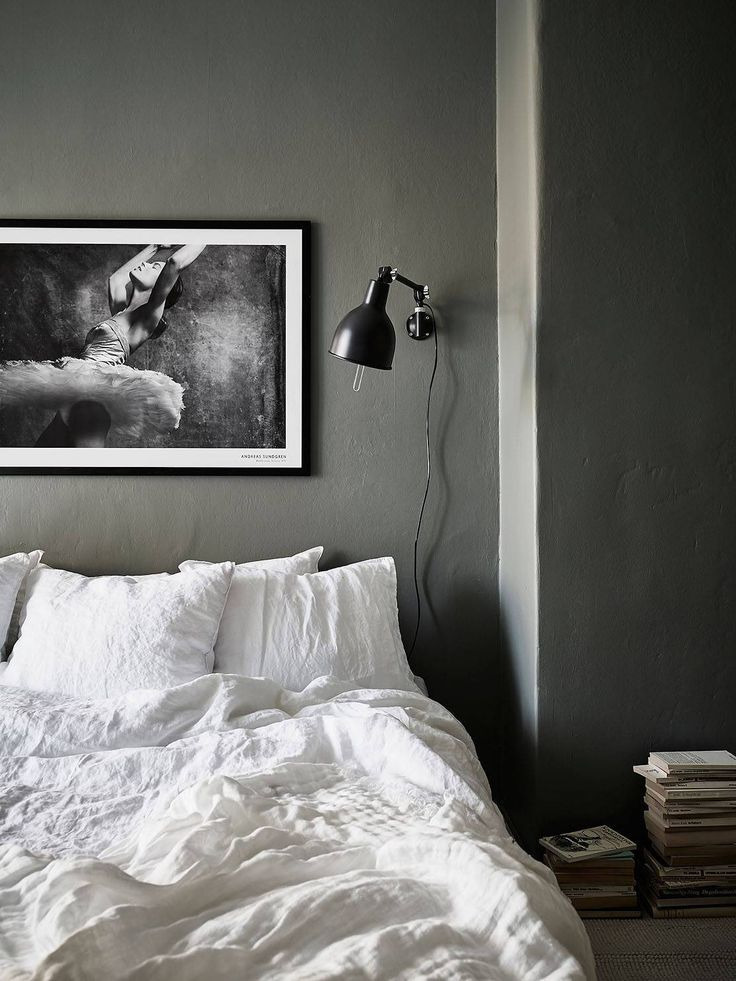 25 best ideas about dark bedroom walls on pinterest for Bedroom necessities
