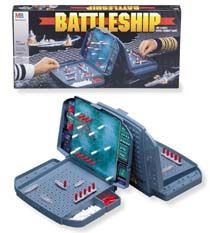 BattleShip Game - 10, 12 and 15 yr old boys were having fun and then the girls wanted in on it!