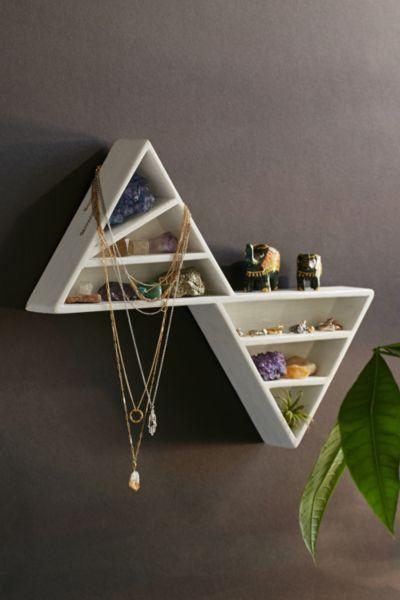 Twin Peaks Shelf - Urban Outfitters