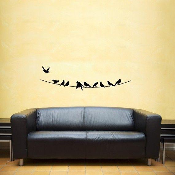 33 best Vinyl Wall Art Decals images on Pinterest | Wall art decal ...