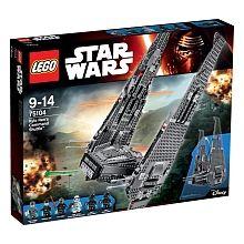 LEGO Star Wars - Command Shuttle de Kylo Ren - 75104