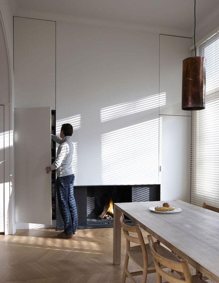 Meer dan 1000 idee n over herenhuis keuken op pinterest pantry 39 s formele eetzalen en herenhuizen - Gerenoveerd herenhuis ...