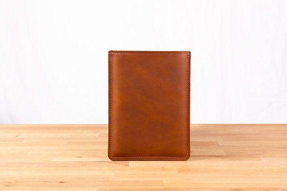 Handmade Leather iPad Mini Case / Sleeve - Brown