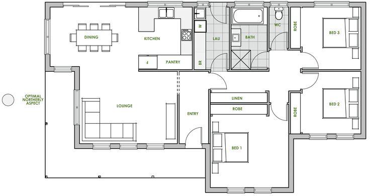 Flinders - Energy Efficient Home Design - Green Homes Australia