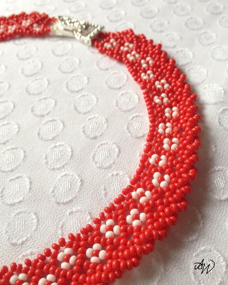 Hungarian beadwork