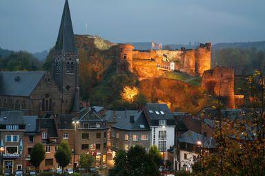 ¿Un castillo encantado en la frontera entre Bélgica y Luxemburgo?, entra y descúbrelo...
