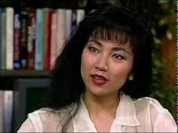 """Tiana Alexandra:  Vietnamese-American B-Movie Actress, Martial Artist and Filmmaker.  She had produced, directed and starred in the 1992 Award-winning documentary, """"From Hollywood to Hanoi""""."""