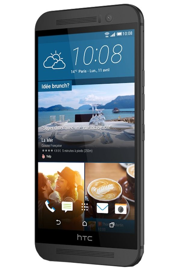 Htc ONE M9 PHOTO EDITION NOIR prix Smartphone Mistergooddeal 449.00 €