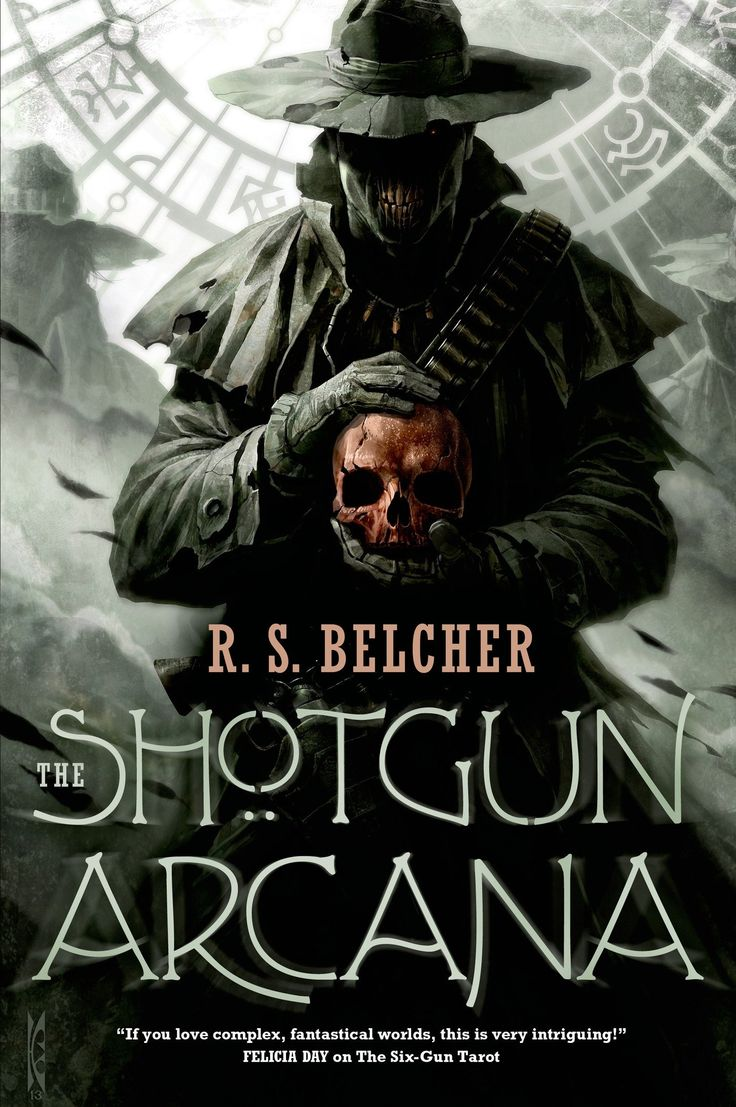 The Shotgun Arcana Ebook: R S Belcher: Amazon: Kindle Store