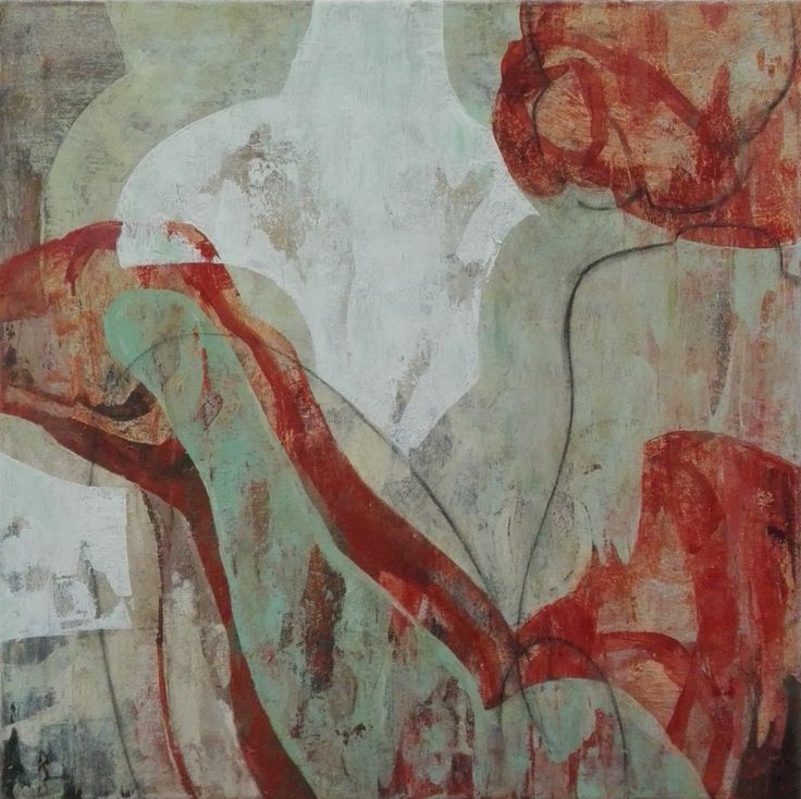 Diletta Boni - Untitled - January 2017 - Oil on canvas - 60x60cm