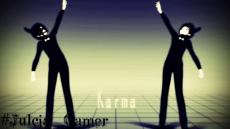[MMD X BATIM] KaRmA {Male Ver.}