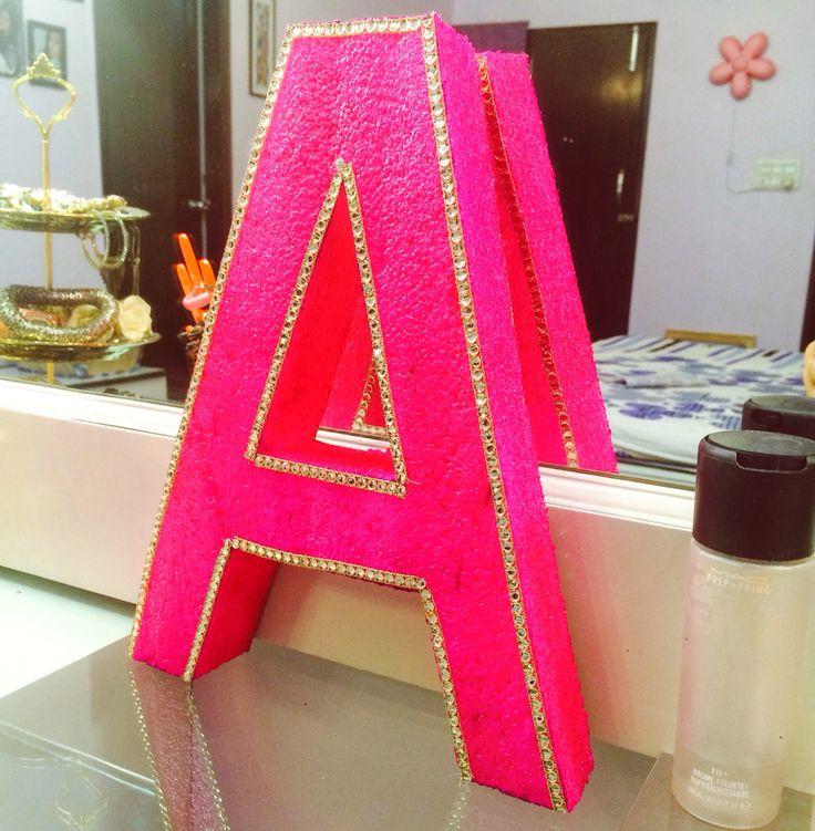 DIY Room Decor | Aarushi Jain