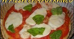 La pizza alla campofranco è un'altra tipica pizza rustica napoletana, di cui esistono anche versioni leggermente diverse aggiungendo nel ri...