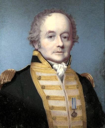 Captain William Bligh died 7th December 1817
