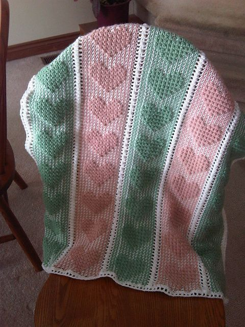 249 best **Crochet Baby Blankets #1 images on Pinterest | Bedspreads ...