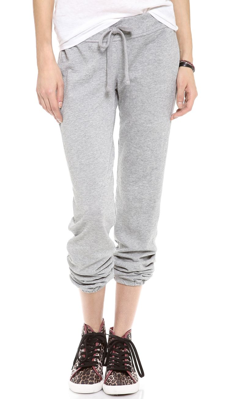 James Perse makes a mean sweatpant