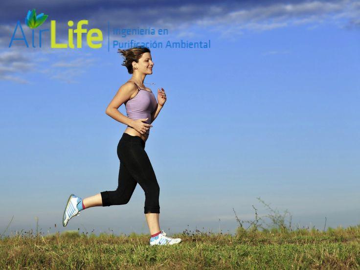¿Cómo mejorar la resistencia física  a través de la respiración? Airlife te dice que la respiración profunda y el entrenamiento pulmonar para lograr inspiraciones más intensas mejora la resistencia física a la hora de hacer deportes y, en especial, en el caso de practicar natación (Universidad de Buffalo, EE. UU.) Por lo que es aconsejable tener acceso a una oxigenación de calidad como la que proporcionan los sistemas Airlife. http://airlifeservice.com/