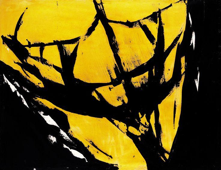 Judit Reigl Man - Kalman Maklary Fine Arts
