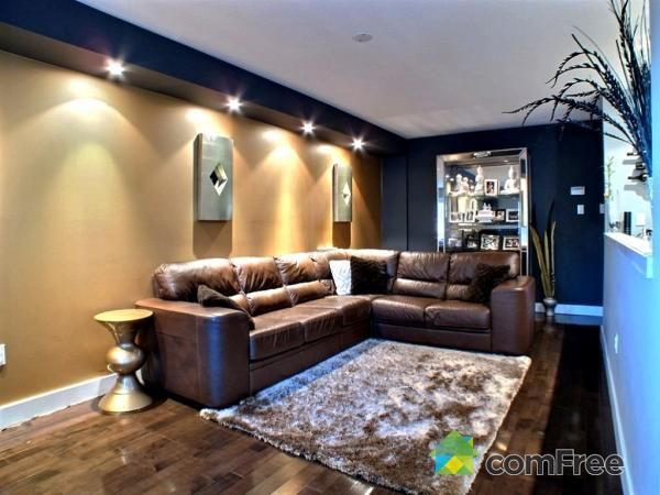 Check out this Living Room in Maple #ComFree