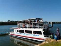 Nambucca Valley - Nambucca Valley Tourist Information Centre - River Cruises