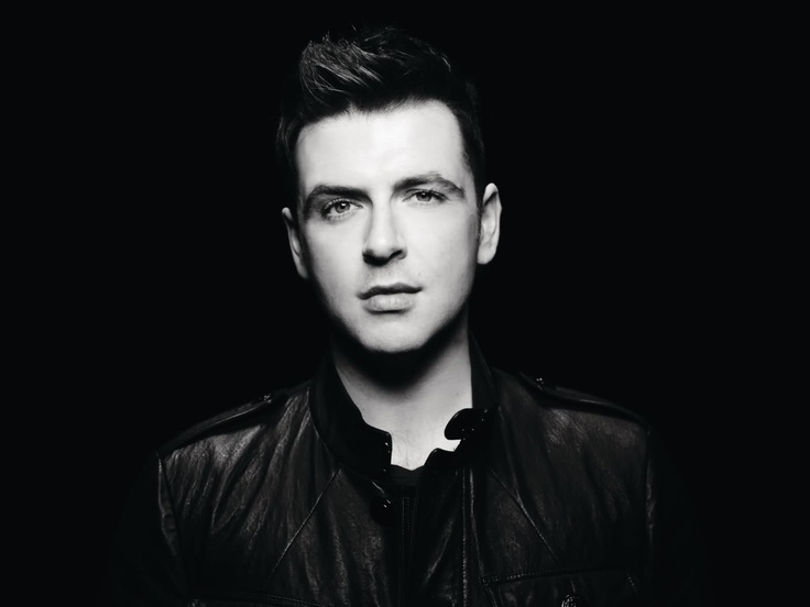 Mark Feehily from Westlife. My favorite singer :)