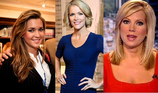 Triple Threat: Megyn Kelly, Shannon Bream & Katie Pavlich Expose Obama's Attempt to Silence the Press | Young Conservatives