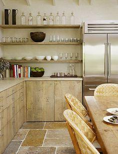 Dise o de cocina estilo rustico moderno blogs de l nea 3 - Cocinas estilo rustico ...