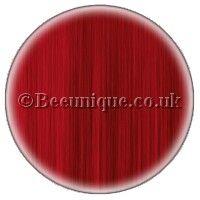 Crazy Color Vermillion Red