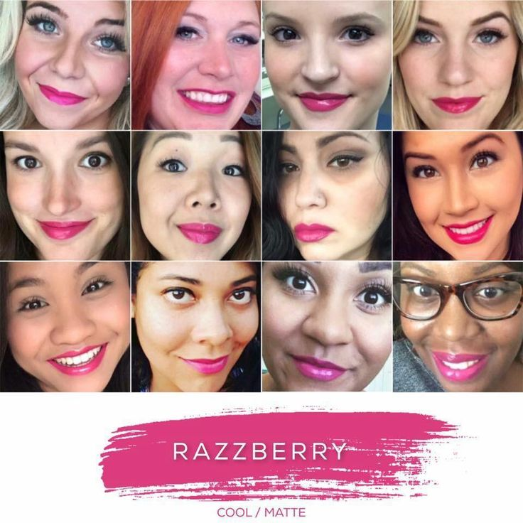 Razzberry LipSense lasts up to 18 hours, it is waterproof, kiss proof, smear, bleed proof, and transfer proof! It's vegan, kosher, wax free, lead free, contains no animal bi-products, cruelty- free, and made in USA! Comes in 70+ colors and 11 glosses!! www.Happily.me