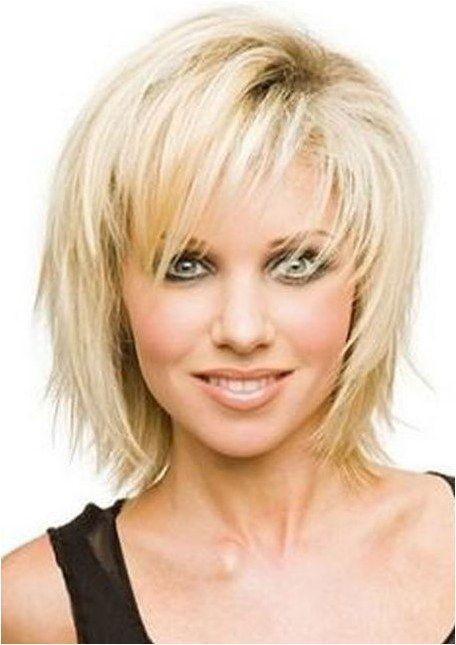 Medium Length Haircuts For Fine Hair Fineshorthairstyles Click