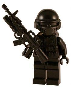 Apocalypse Heavy - Custom Figure - Buy LEGO Figures, Custom Minifigs Shop, Guns, Guitars, Weapons, Parts for Sale