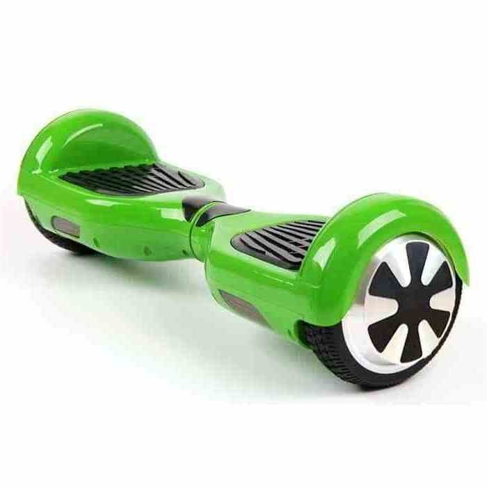myBoard M2 Balance Scooter Hoverboard - Green