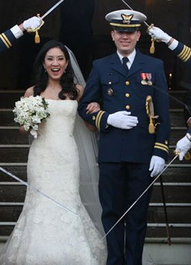 Michelle Kwan's Wedding.I love watching Michelle Kwan. Please check out my website Thanks.  www.photopix.co.nz