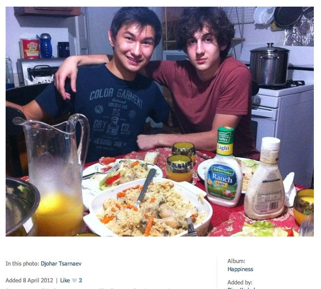What We Know About Boston Marathon Bomb Suspect DzhokharTsarnaev Although the AP and NBC report that Dzhokhar Tsarnaev came to the U.S. from or near Chechnya, he has several apparent years of history in Massachusetts.