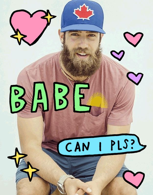 You Will Have Extreme Lumbersexual Thirst For This Pro Baseball Player