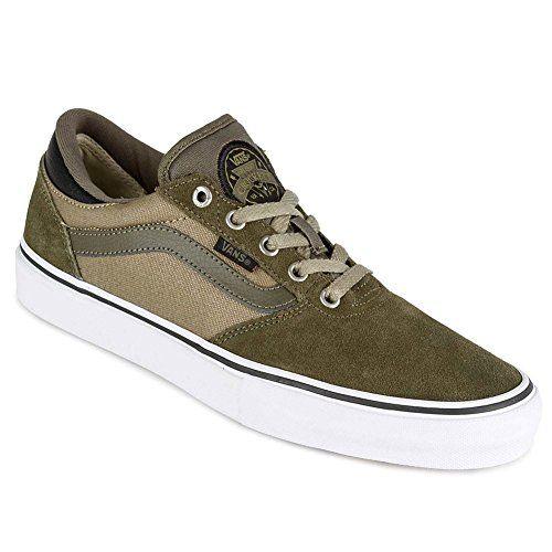 Herren Skateschuh Vans Gilbert Crockett Pro Skate Shoes - http://on-line-kaufen.de/vans/ivy-green-aloe-vans-pro-skate-gilbert-crockett-pro-3