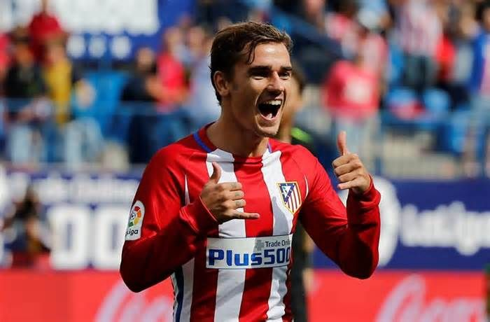 Rumour: Manchester United open talks to sign Antoine Griezmann from Atletico Madrid #rumour #manchester #united #talks #antoine #griezmann…