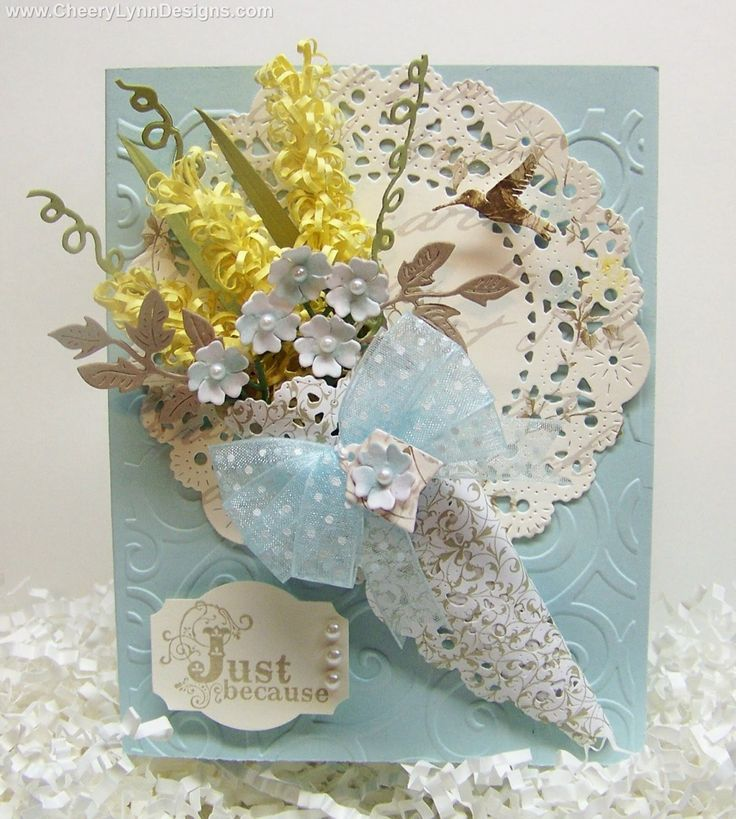 Cheery Lynn Designs - French Pastry Doily - DL102(http://www.cheerylynndesigns.com/french-pastry-doily/)