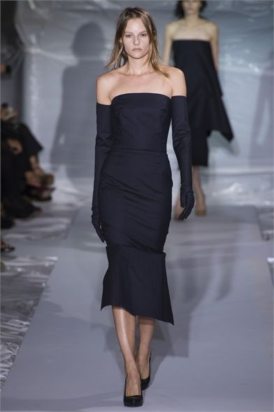 #moda Photos and comments to learn about the collection, the outfits and accessories of Maison Martin Margiela presented for Spring Summer 2013