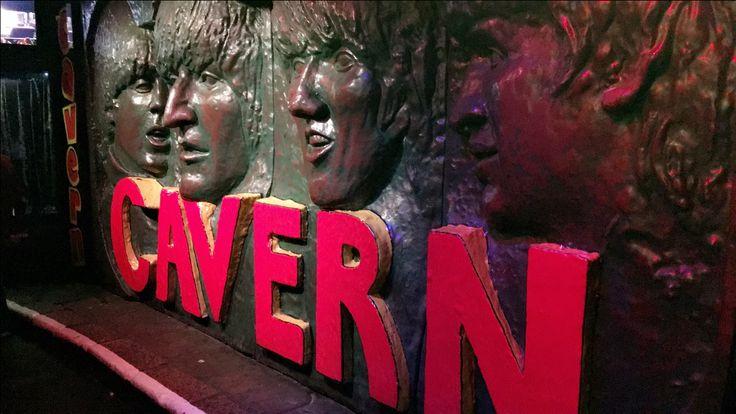 The Cavern, Liverpool Inglaterra 2016