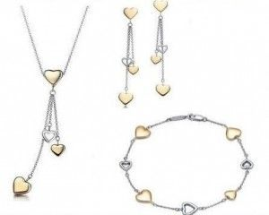 Best find stainless steel jewelry at: arzshop.com