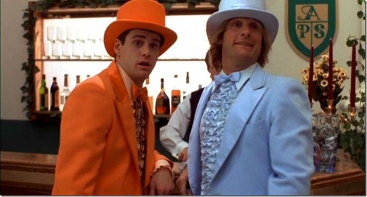 Dumb and dumber Tuxes