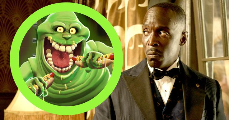 'Ghostbusters' Reboot Unleashes Slimer on Michael K. Williams -- Michael K. Williams reveals who his character is in the long-awaited 'Ghostbusters' reboot, while confirming he has a scene with Slimer. -- http://movieweb.com/ghostbusters-2016-slimer-michael-k-williams/