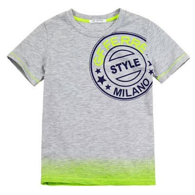 GF Ferré Tie Dye T-shirt Grey - 69775   Melijoe.com