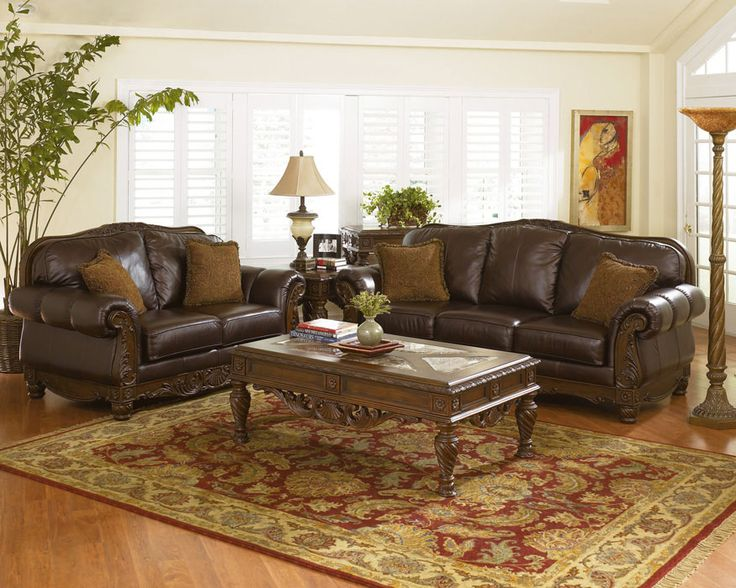 colors for living room with brown furniture. Leather Sofa  Loveseat Set 22603 SL North Shore Dark Brown Furniture Best 25 brown furniture ideas on Pinterest