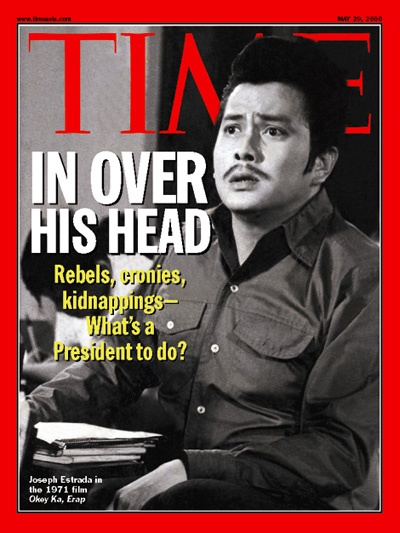 President Joseph Estrada