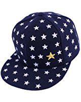 Saingace® New Kids Baby Children Star Pattern Hip Hop Baseball Cap Peaked Hat