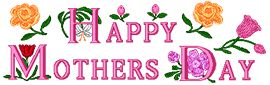 Free Mother's Day Animations - Animated Clipart - Gifs